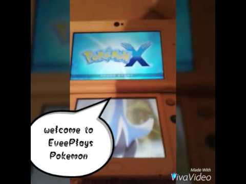 How to reset your game on pokemon X & Y