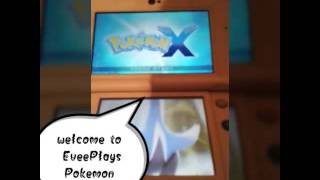 How To Reset Your Game On Pokemon X Y