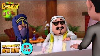 Motu Patlu In Hotel - Motu Patlu in Hindi - 3D Animated cartoon series for kids - As on Nick