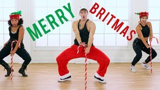 My Only Wish This Year - Britney Spears | Caleb Marshall | Dance Workout