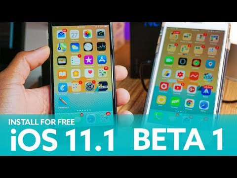 How To Install iOS 11.1 Beta 2 Without Developer Account