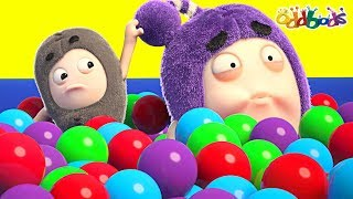 Oddbods | BALL PIT PRANK | NEW EPISODES OF ODDBODS | Funny Cartoons For Children