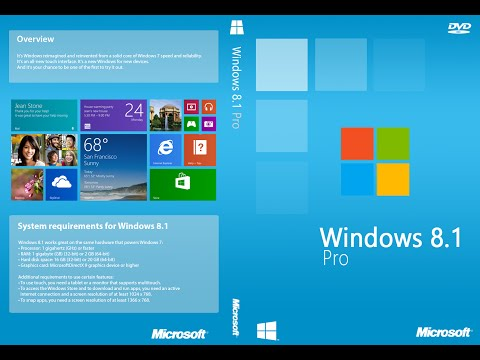 Como Descargar Windows 8.1  ( 32 bits y 64 bits ) Iso Original