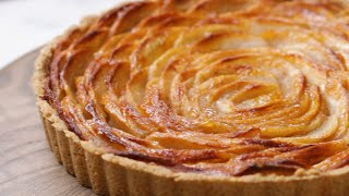How to Make Low-Sugar Apple Tart • Tasty