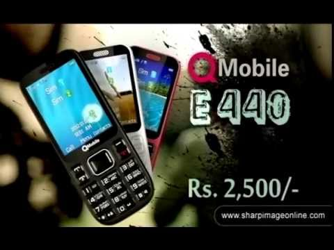 How to break password of qmobile e440 -