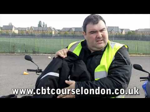CBT London - Motorbike CBT London - Essential Equipment