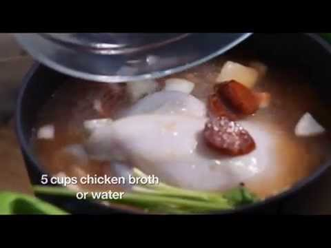 Kinulob na Chicken in Tomato Sauce