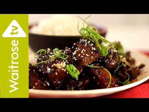 World Street Food | Shanghai-style braised pork belly | Waitrose