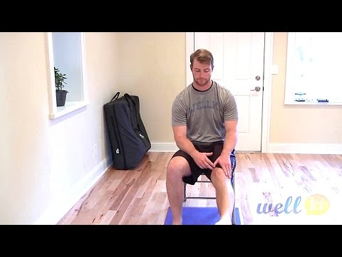 Dorsiflexion and Plantarflexion - Ankle Rehabilitation Exercise For Recovering From Ankle Injury