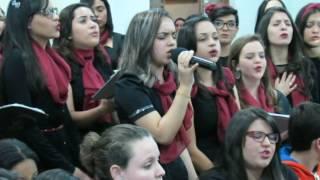 1º Congresso De Jovens E Adolescentes No Eloy Chaves ( 3º Hino)