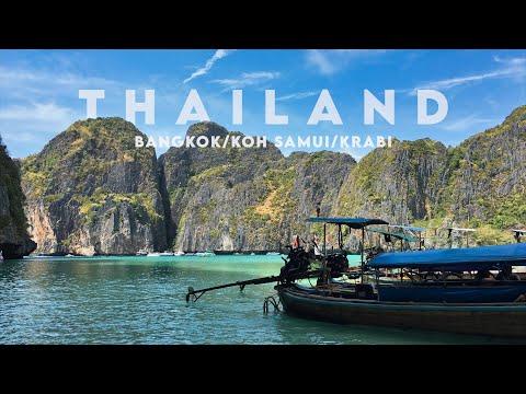 ARC Travels Thailand: Bangkok/Koh Samui/Krabi