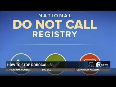 How to stop robocalls
