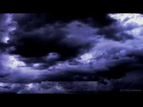⚡Ultimate Thunderstorm Simulator with Rain/Thunder Sounds + Lightning Flash Visuals (Sleep, Study)