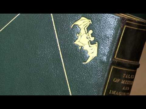 POE, Edgar Allan. Tales of Mystery and Imagination. 1935. Peter Harrington Rare Books.
