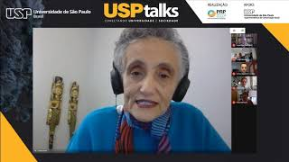 USP Talks - Ester Sabino | Ciência X Coronavírus | Como vencer a pandemia? parte 2/6