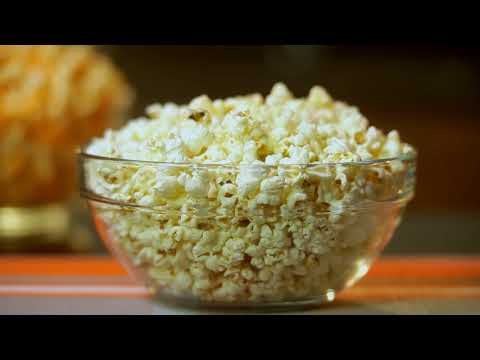 How to prepare a delicious popcorn for business