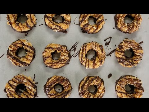 How to Make Girl Scout Samoas Cookies at Home
