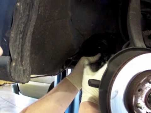How To Replace Inner And Outer Tie Rods