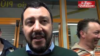 """Lega, Salvini: """"Duce affascinante da studiare, ma fascismo da archiviare. Magistrati? Impuniti"""""""