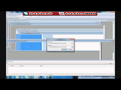 NBA 2K14 - How to make a cyberface with hexeditor