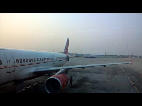 TRIP REPORT ✈ Lucknow - Mumbai Airport [AIR INDIA 626]