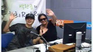 140716 경인방송 라디오(보라)-박완규의 희희rockrock-천년의 라이브 (with 정동하)