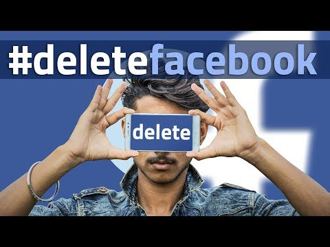 How to Delete Your Facebook Account Without Losing Your Data