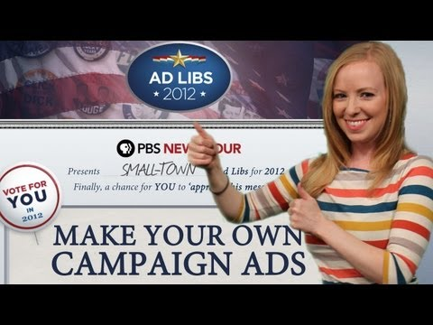 Make Your Own Personalized Political Ads!