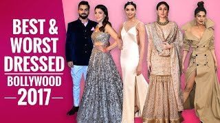 Aishwarya Rai Bachchan, Kareena Kapoor Khan, Priyanka Chopra: Best and Worst Dressed of 2017