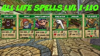Wizard101 All The Level 48 Spells Music Jinni