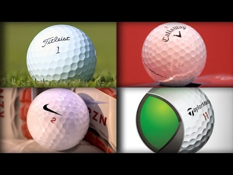 Best Golf Balls of 2015
