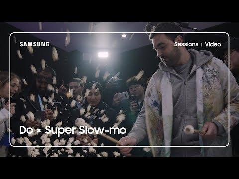 Samsung Sessions: The Slow Mo Guys at Unpacked