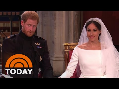 Royal Wedding: Rev. Michael Curry's Full Sermon   TODAY