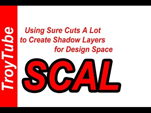 Shadow Layers for Design Space Using Sure Cuts A Lot