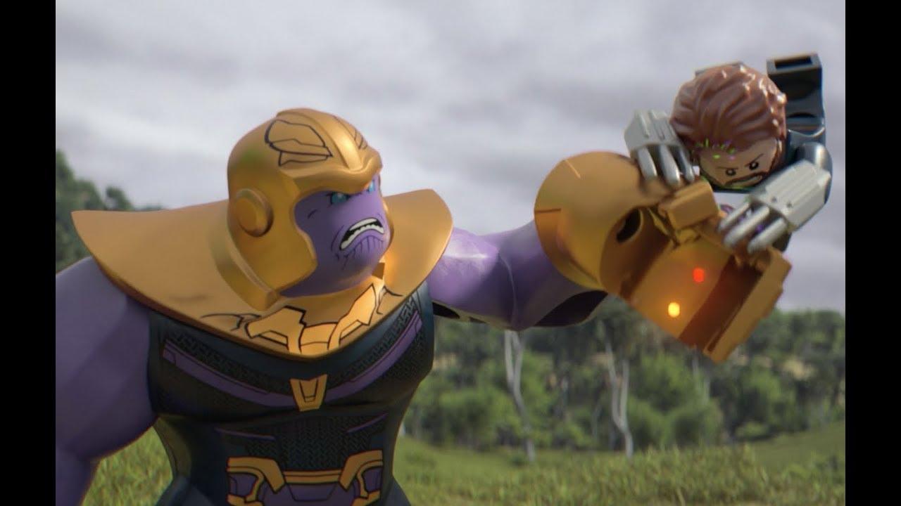 The Gauntlet - LEGO Marvel Super Heroes - Mini Movie