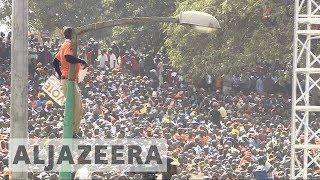 Kenya: Kenyatta, Odinga campaign for votes ahead of election