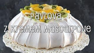 Tort Pavlova Na Dzień Mamy Paweł Małecki Kuchnia