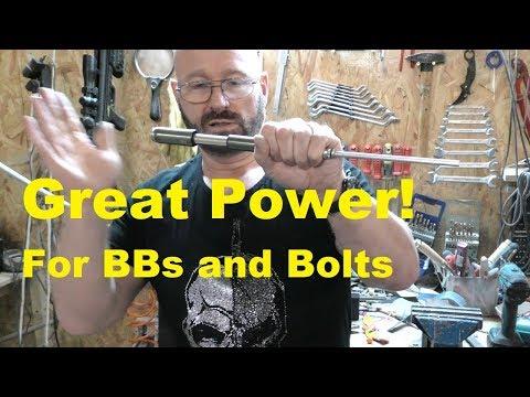 How To Weaponize a Bike Pump