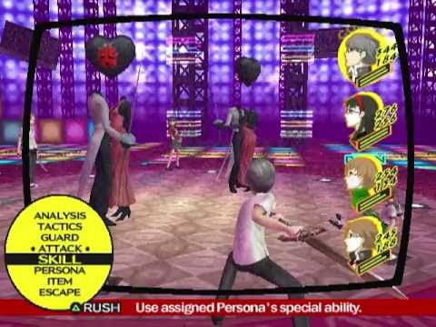 Shin Megami Tensei: Persona 4 PCSX2 Intel G530