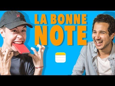 LA BONNE NOTE - Seb la Frite (feat. Sofyan)