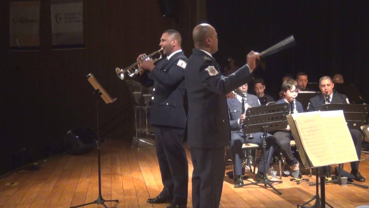 BANDA COTIPEVI - trompete de espanha (solo gc Rene)