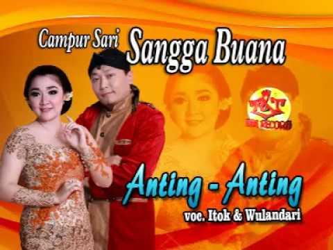 Lirik Lagu ANTING-ANTING Langgam Karawitan Campursari - AnekaNews.net