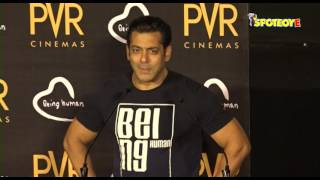 Salman Khan gives BEST Reply to Tubelight Negative Review   TUBELIGHT   SpotboyE
