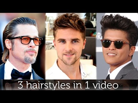 3 Hairstyles in 1 Haircut | Awesome Hair Inspiration For Men | By Vilain Sidekick