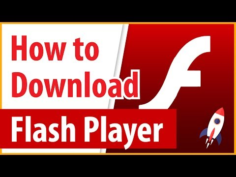 How to Download Adobe Flash Player 2017/2018 for Windows 10|8|7 and on Mac | Install for Free