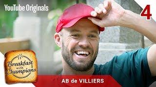 Episode 4   AB de Villiers   Breakfast with Champions Season 6