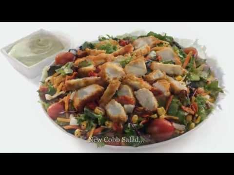 New Salads & Wrap - Chick-fil-A Hull Street [04/29/13]