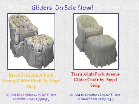 Big Sale on Nursery Glider & Little Castle Gliders
