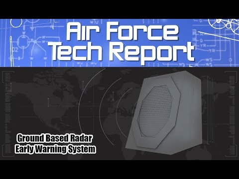 Air Force Tech Report: Early Warning System