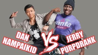Dan Nampaikid Vines VS Jerry Purpdrank Vines | Who Is The Winner of this Vine Compilation?